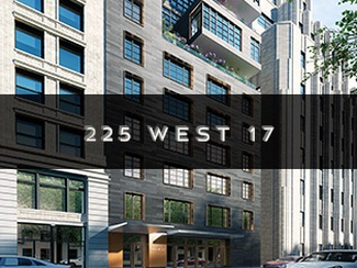 Chelsea's Brand New Addition - 225 West 17th Street